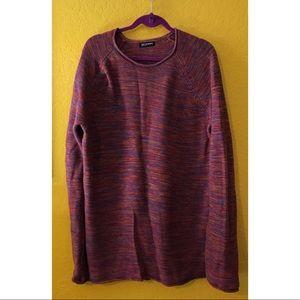 American apparel sweater multicolored